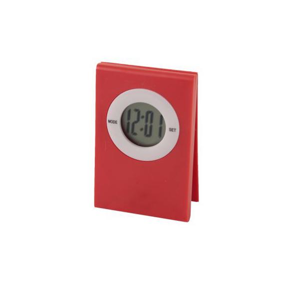 Reloj digital clip