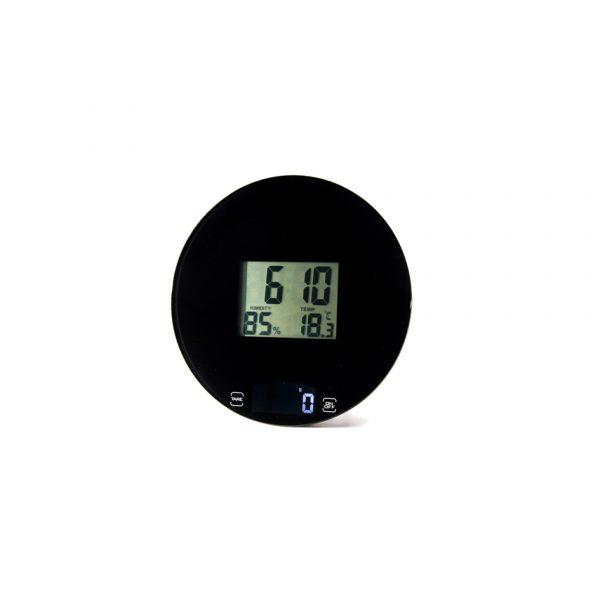 Reloj-Balanza de cocina