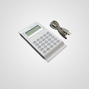 Calculadora con Multipuerto USB
