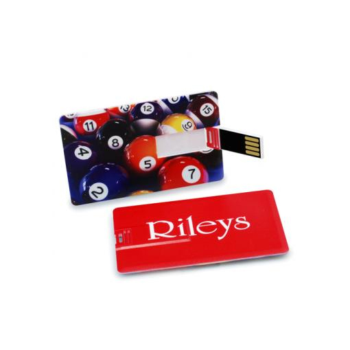 Pendrive tarjeta full color | Art. FU21G