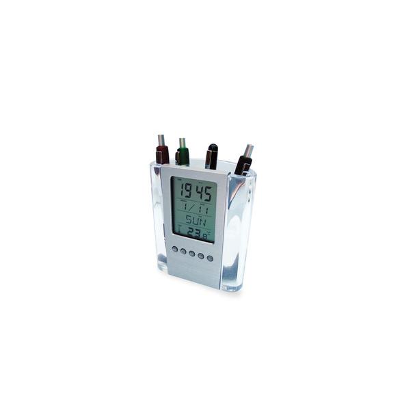 Lapicero/reloj digital multifunción