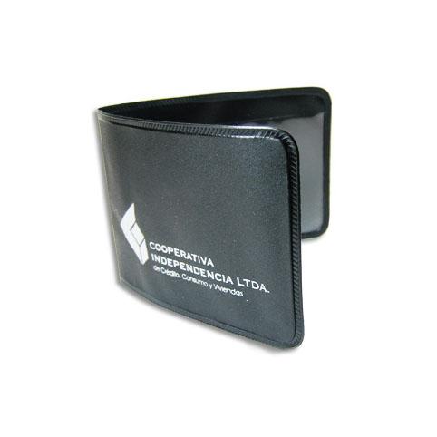 Porta tarjeta de crédito