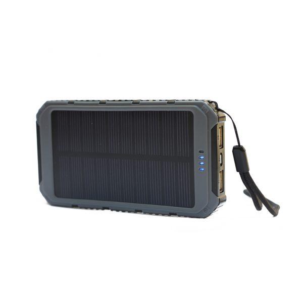 Cargador Solar Explorer